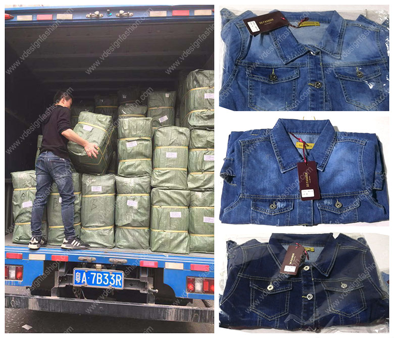 women denim jacket manufacturing