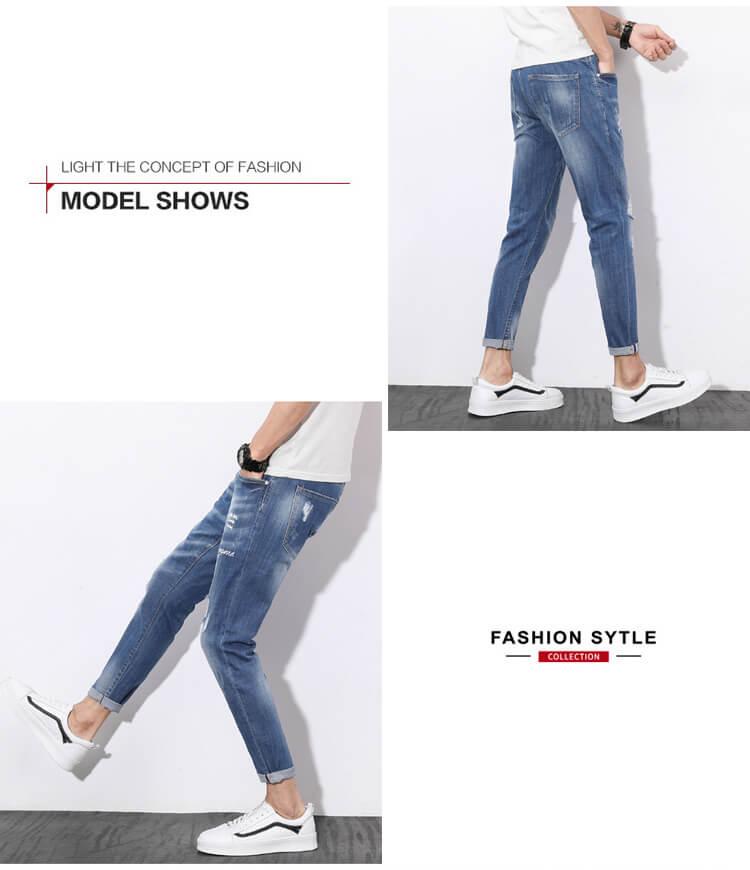 new model men jeans