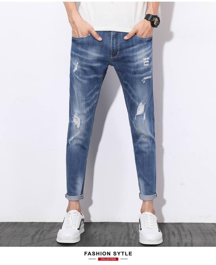fashion jeans men