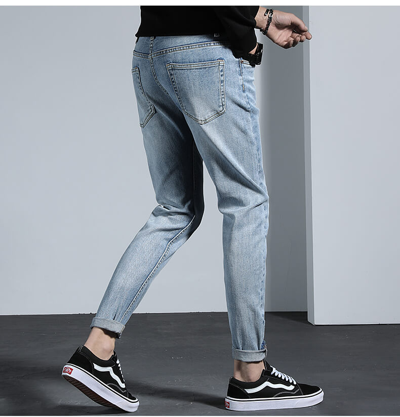 high quality men jeans