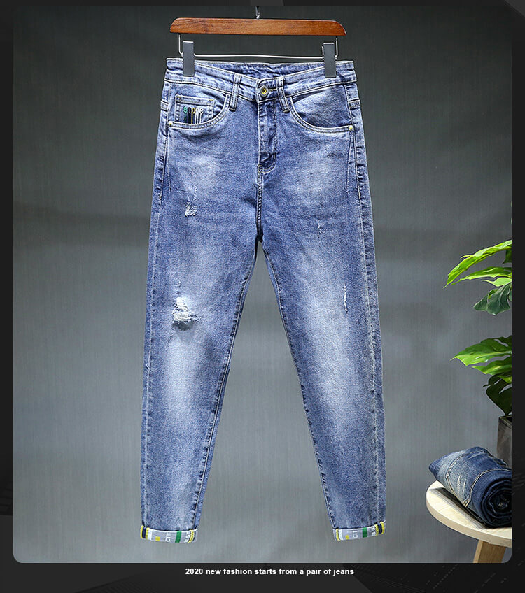 new style fashion jeans