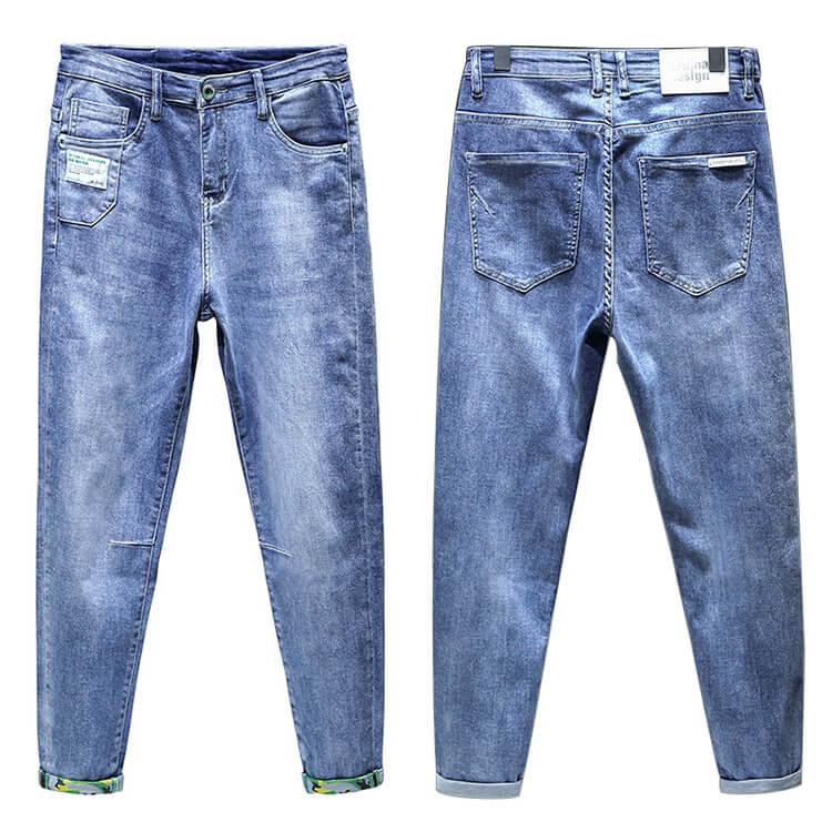 guangzhou wholesale men jeans