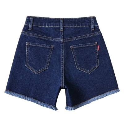 YN-905 Women fashion denim short basic design size 26-40