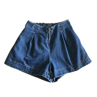 VD-202 Women Summer Wear Sexy Mini Denim Short S