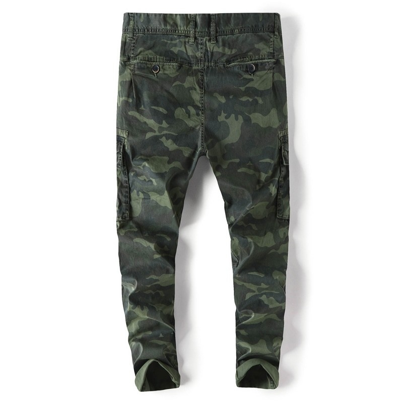 LD-7217 Men camouflage pants for wholesale 3 colors offered size 30-38