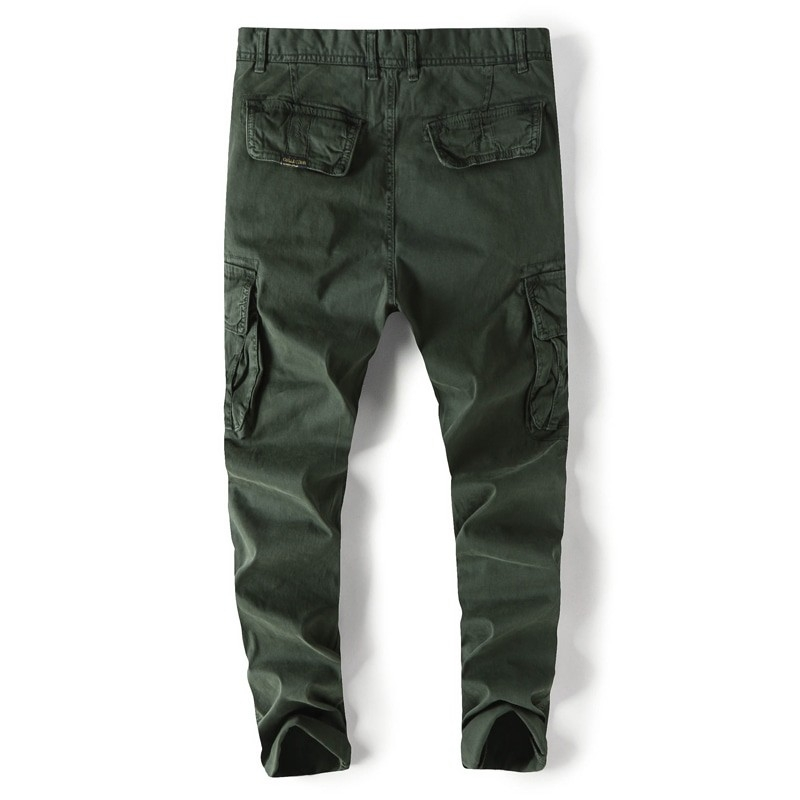 LD-7218 Men fashion cargo pants wholesale size 30-38