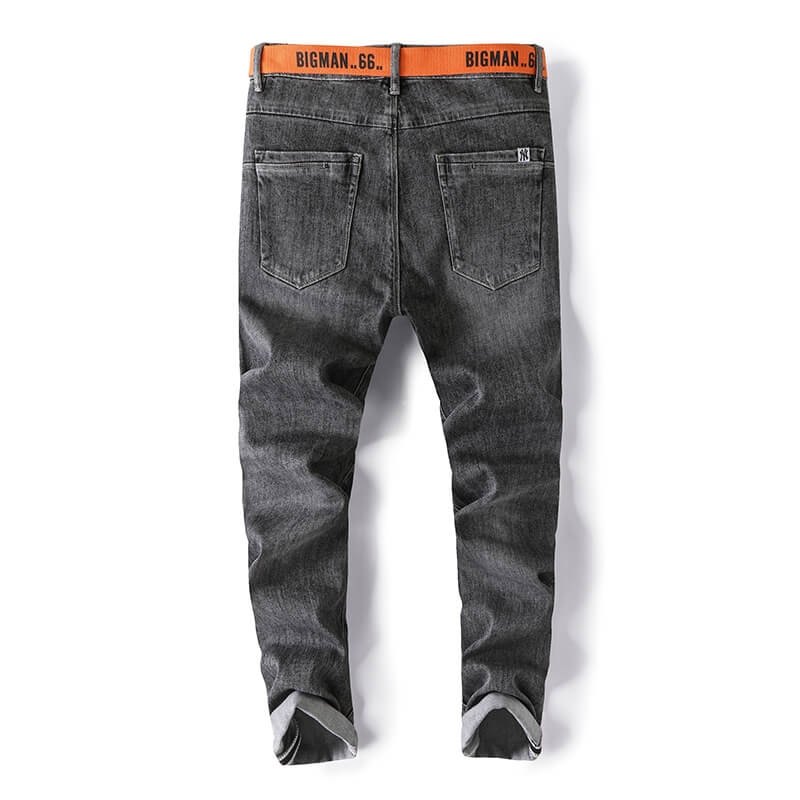 WD-1219 New Arrival Fashion Stretchable Ripped Jeans Pants For Men 28-38
